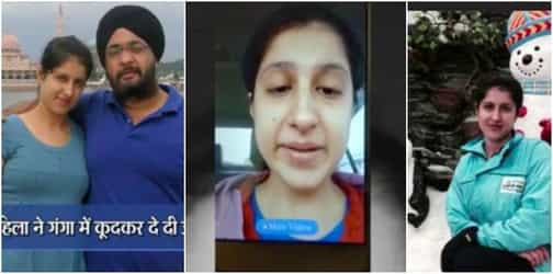 30-year-old Kanpur woman commits suicide; blames in-laws in Facebook video