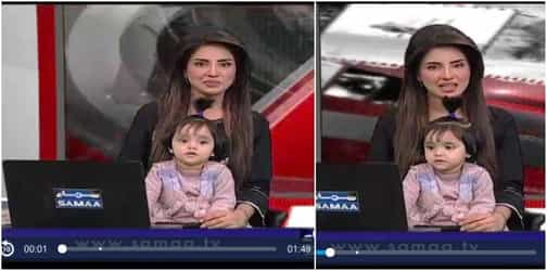 Pakistan rape: Why this News anchor is protesting with her daughter in tow