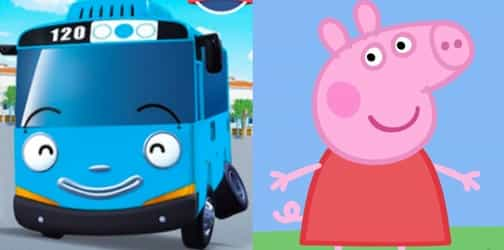4 Reasons your kids should watch Tayo The Little Bus instead of Peppa Pig
