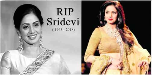 India's first female superstar Sridevi passes away just weeks before her daughter's Bollywood Debut!