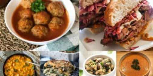 10 Healthy slow cooker recipes for the whole family
