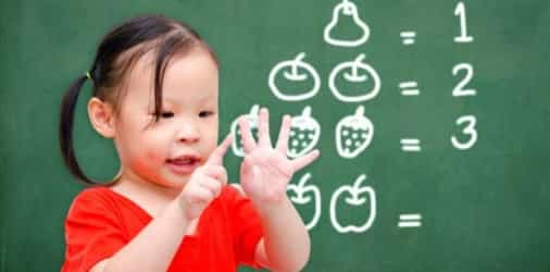9 Clever Ways To Develop Your Toddler's Maths Skills
