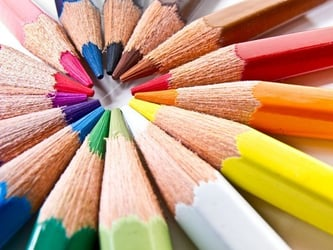 Colouring lives