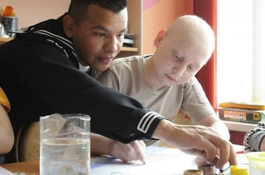 Helping a Child with Cancer