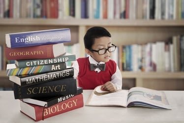 How NOT to raise a child with poor study habits