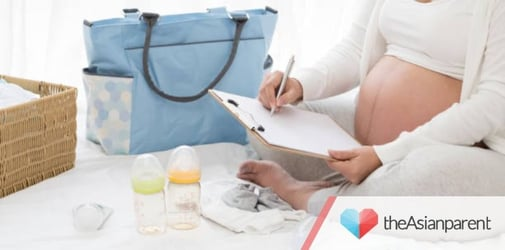 Checklist for Baby's Arrival - All the Essentials For Baby and You