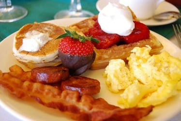 Quick and Easy Meals for Kids: Breakfast menu