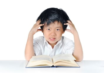 Is your child suffering from stress?