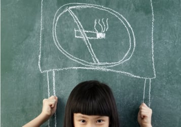 The effects of smoking and passive smoking on children