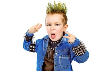 Kid Got Punked! What to do when your child shows interest in deviant behavior