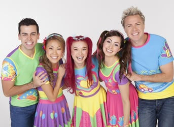 The new Hi 5 Cast is coming to Manila!