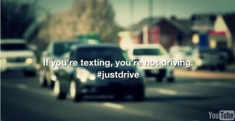 The dangers of texting while driving: a must-watch for families!