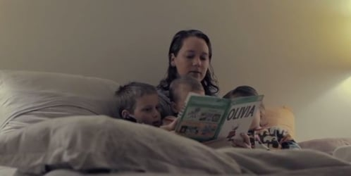 A video tribute to stay at home moms- Heartwarming video!