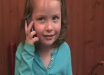 Dating advice from a little girl: Grown-up couples should listen to this!