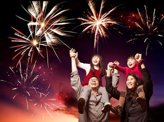 Avoid firework injuries and keep your family safe on New Year's Eve