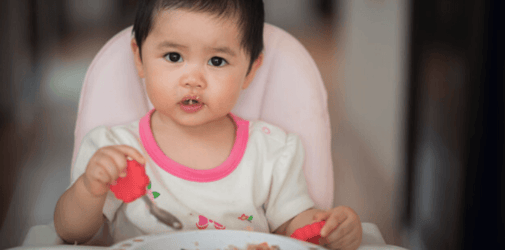 Parents' Guide: 7 best foods for your 6-month-old baby