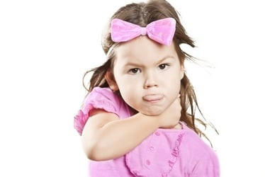 """Parenting tips for toddlers: When your child keeps saying """"No!"""""""