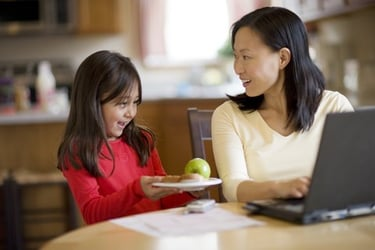 Achieving work-life balance: Tips for busy moms