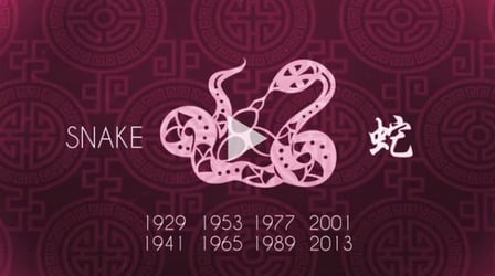 Will 2015 be lucky for you: The Snake Zodiac