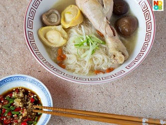 Delicious Longevity Noodles Recipe for the family