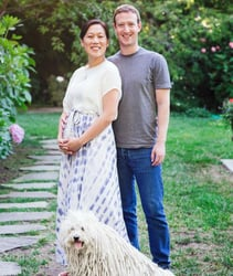 Mark Zuckerberg reveals pregnant wife had three miscarriages