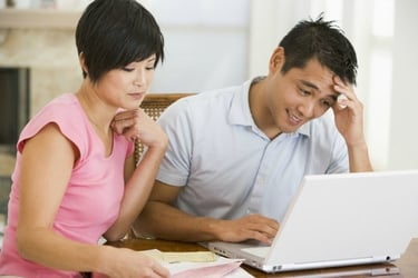 Tips for married couples on how to get out of debt