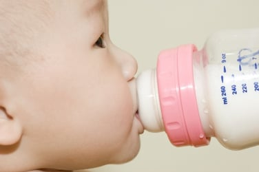 Baby dies after drinking breastmilk mixed with water