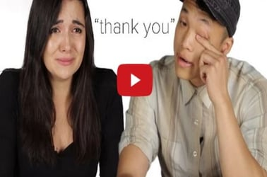 Kids of Asian immigrants reveal sacrifices that their parents made