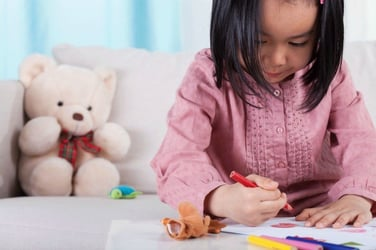 5 great benefits of drawing with your child every day