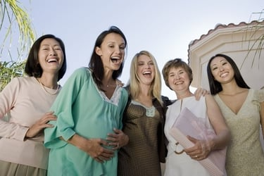 The 5 mommy friends you need in your life