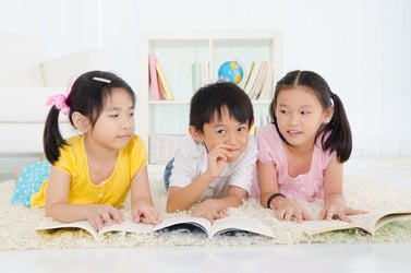 10 Tips to encourage good reading habits in kids