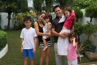 Ina Raymundo reveals her struggles on raising a bicultural family