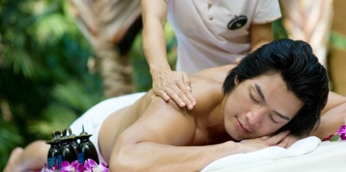 If hubby gets a happy ending massage, is it cheating?