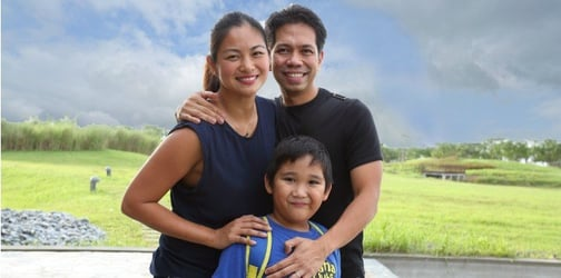 Miriam Quiambao on marriage and becoming an 'instant mommy'