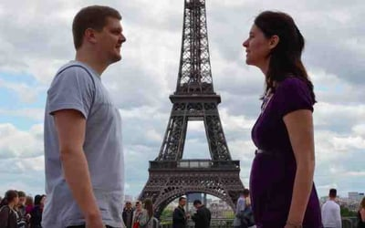 Watch: Parents of twins film pregnancy journey in a stunning time-lapse video