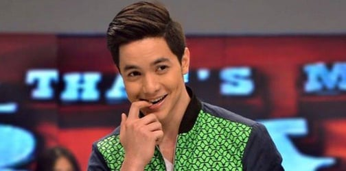 Alden Richards should start dating Maine already, says his dad