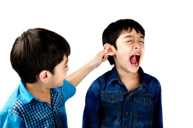 Is your child still hitting and biting others? Stop these behaviors now