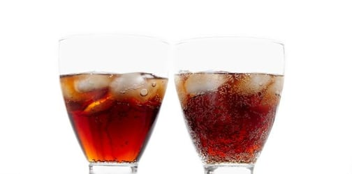 Drinking soda can cause heart failure, study says