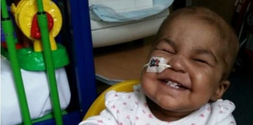 One-year-old's incurable cancer cured by miracle 'designer cells'