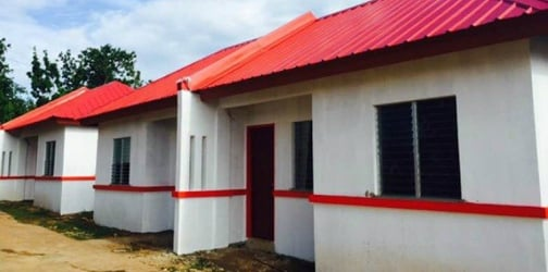 200 families receive typhoon-resilient homes 2 years after Supertyphoon Yolanda