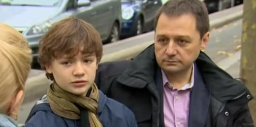 Father and son survivors of the Paris terrorist attack share their story