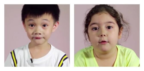 Watch: Funny preschoolers talk about growing old