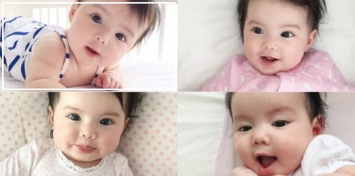 Why Andi Manzano's baby Olivia is one of the most loved babies on Instagram