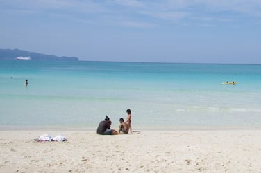 Top 8 local's pick of budget family-friendly resorts in Boracay (beyond Station 3)