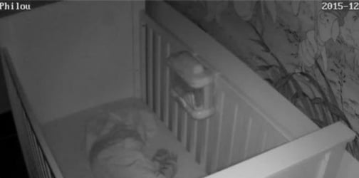 Moms, anyone can watch a CCTV footage of your child from anywhere in the world—in real time!