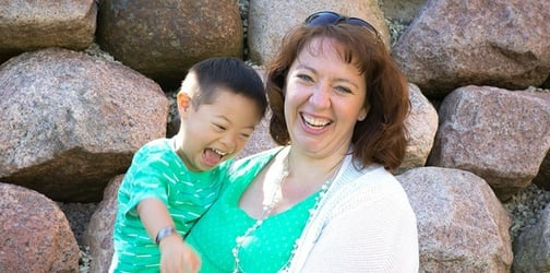 US families are adopting children with Down Syndrome from China