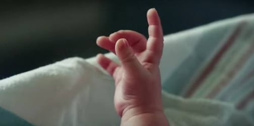 WATCH: Stunning ad shows first birth of 2016