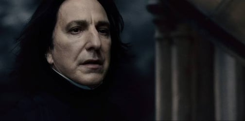 8 Powerful lessons from Professor Snape