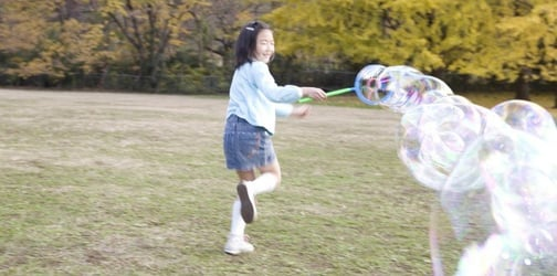 BUBBLES! 4 recipes for industrial strength bubbles
