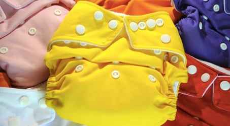 Using Cloth Diapers Saves PhP 36,500 a Year